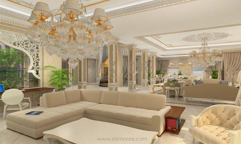 Dubai luxury homes adress ba dat caddesi k ksal apt no for International decor dubai