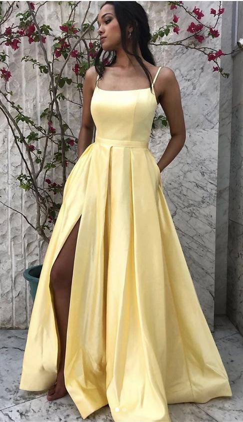 Simple Prom Dresses Long Prom Dress Fashion School Dance Dress Winter Formal Dress PDP0624 -   18 dress Winter party ideas