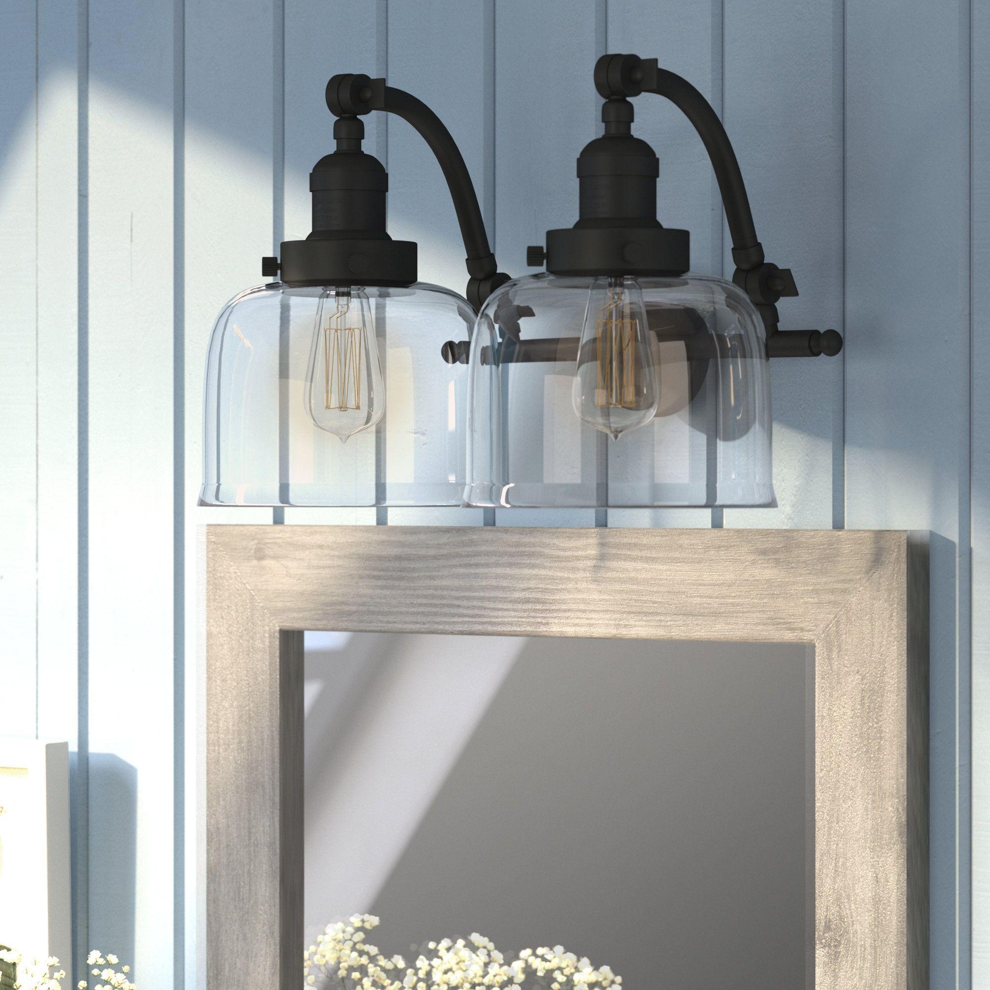 15 Beautiful Bathroom Light Vanity Fixture Design Ideas