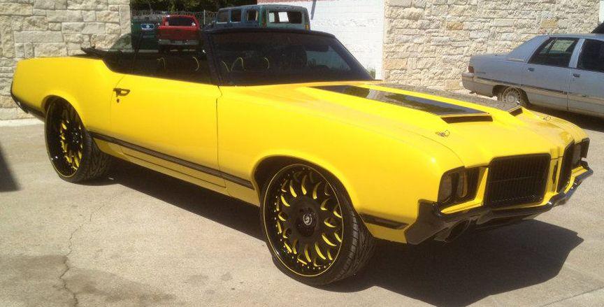 Oldsmobile | Cutlass Forgiato Wheels