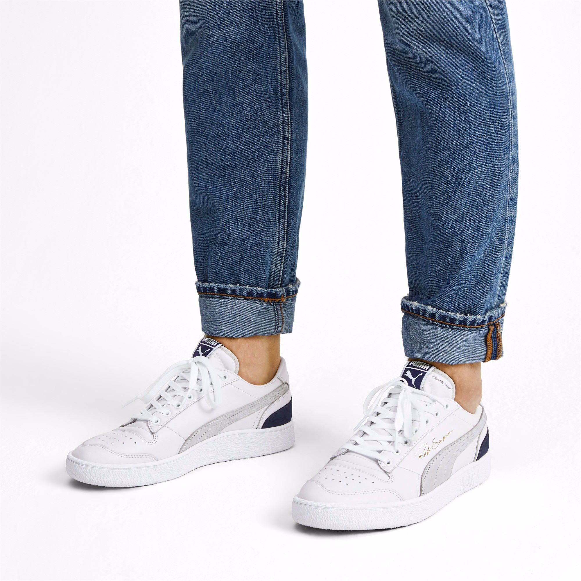 PUMA Ralph Sampson Low OG Trainers in