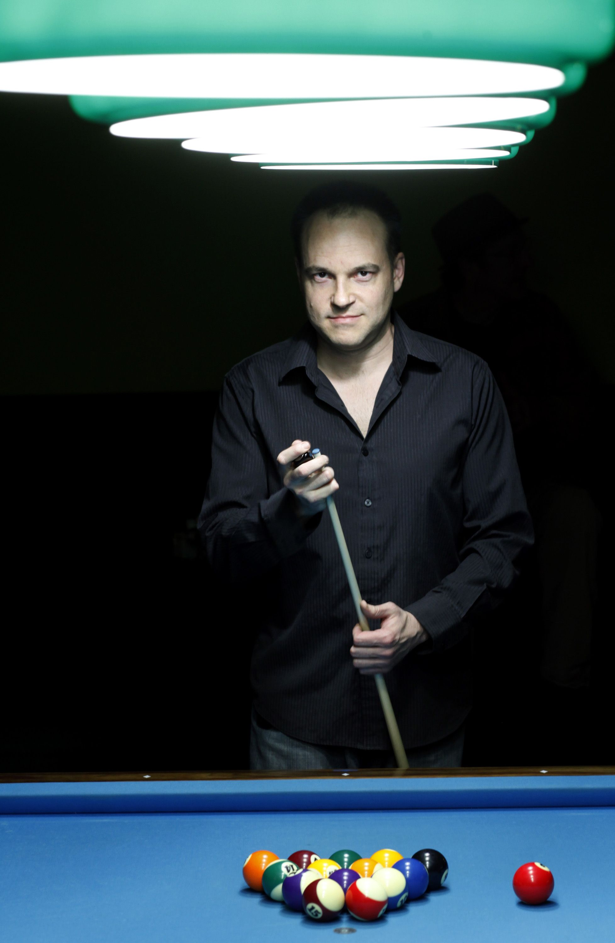 professional billiards players billiards boss max eberle has the