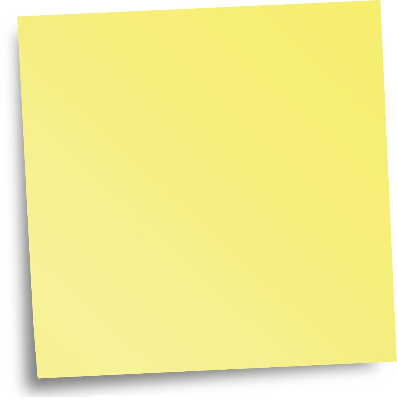 Yellow Sticky Notes Png Image Sticky Notes Yellow Sticky Notes Sticky