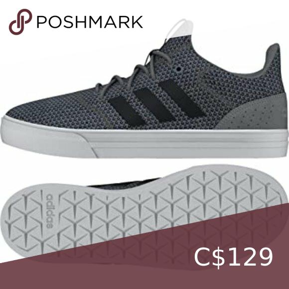 ADIDAS DA9829 True Street SNEAKER Shoes Grey | Sneakers, Suede ...