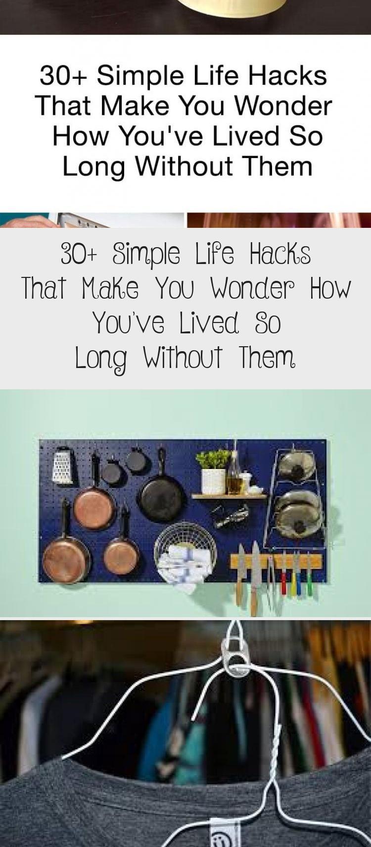 30+ Simple Life Hacks That Make You Wonder How You've