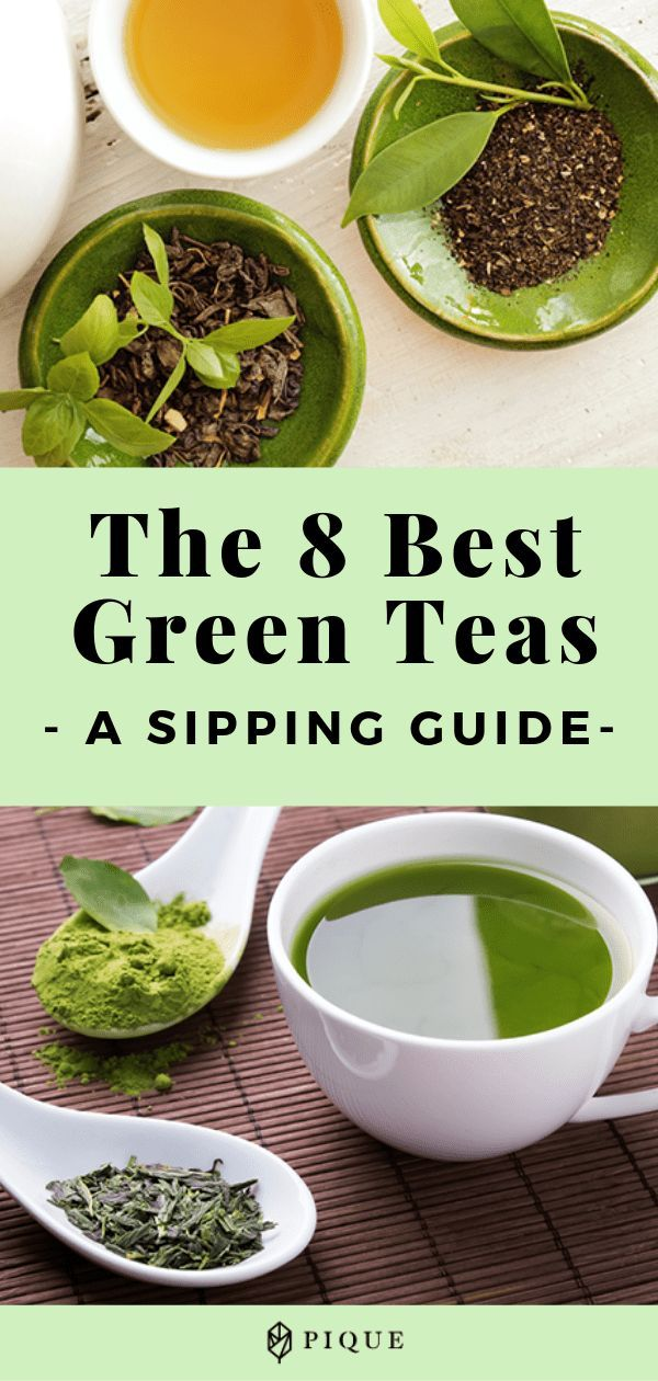 Photo of The 8 Best Green Tea – A Sipping Guide   THE FLOW by PIQUE