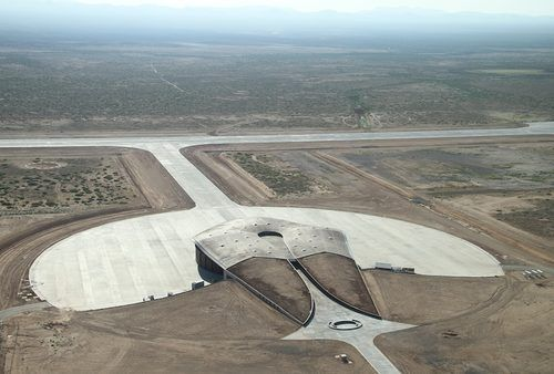 Spaceport America Unveiled, Prepping for Launches Next Year