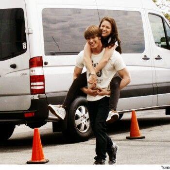 Melissa Benoist And Blake Jenner Blake Jenner Melissa Benoist Glee