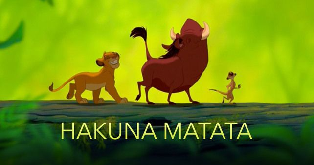 I got Hakuna Matata! Quiz: Can We Guess Your Favorite Song from The Lion King? | Oh My Disney