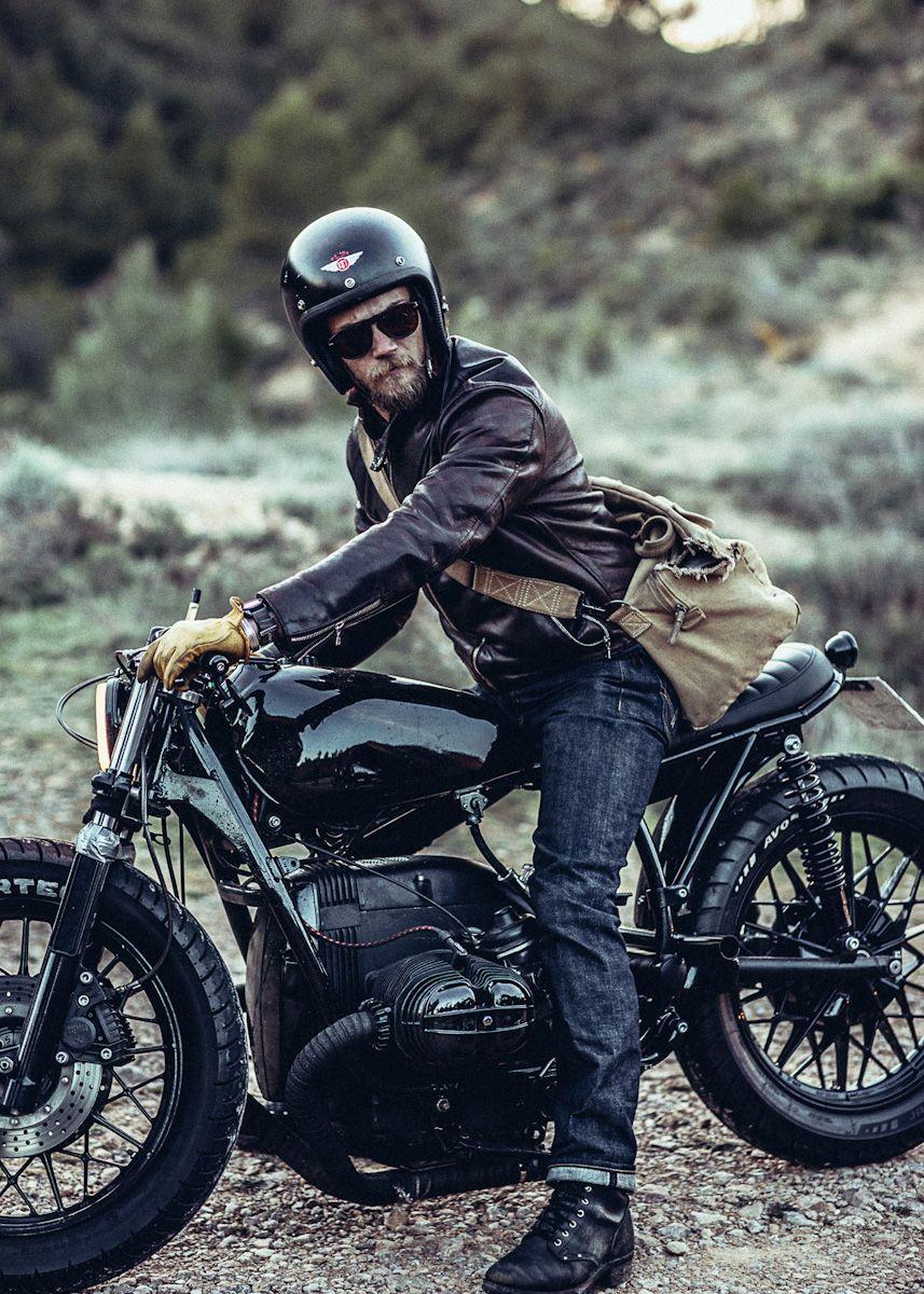equipement motard custom