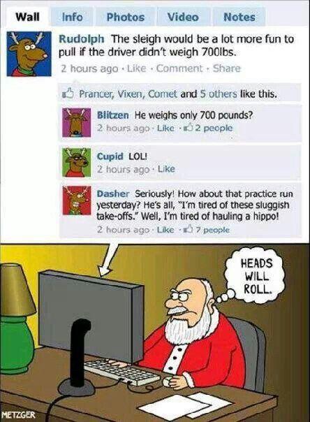 #Christmashumor