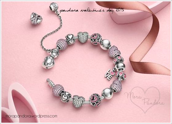 additional pandora valentines day 2015 sneak peeks - Pandora Valentines Bracelet