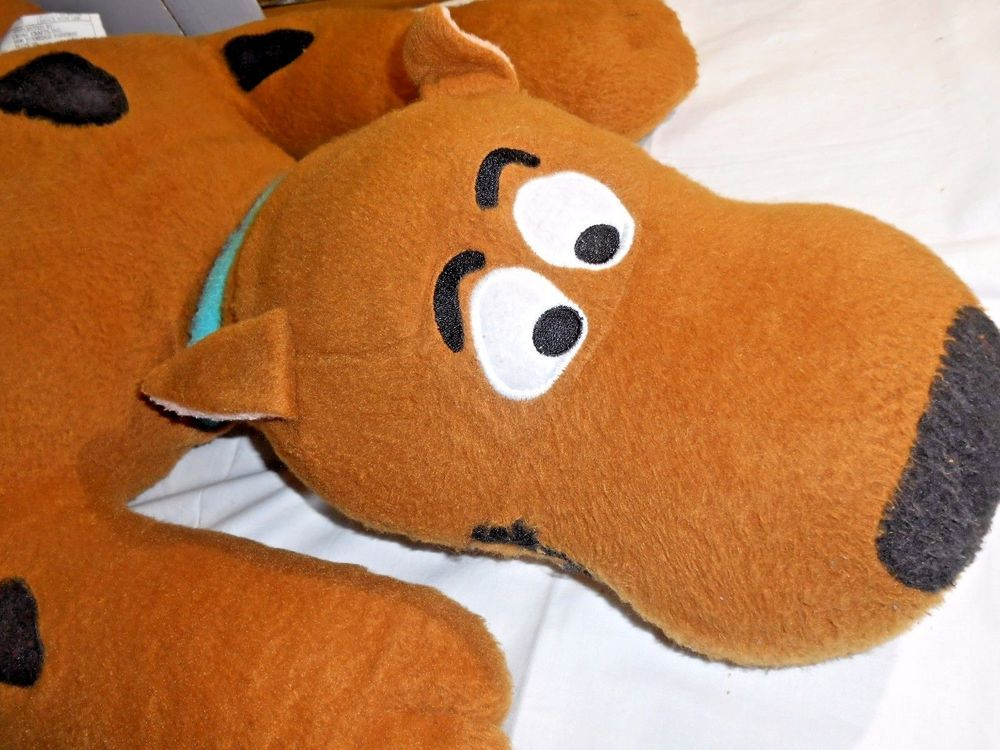 Cartoon Network Scooby Doo Pillow Pet Plush Stuffed Animal 29 Inches Jumbo Large Cartoonnetwork Animal Pillows Plush Stuffed Animals Cartoon Animals