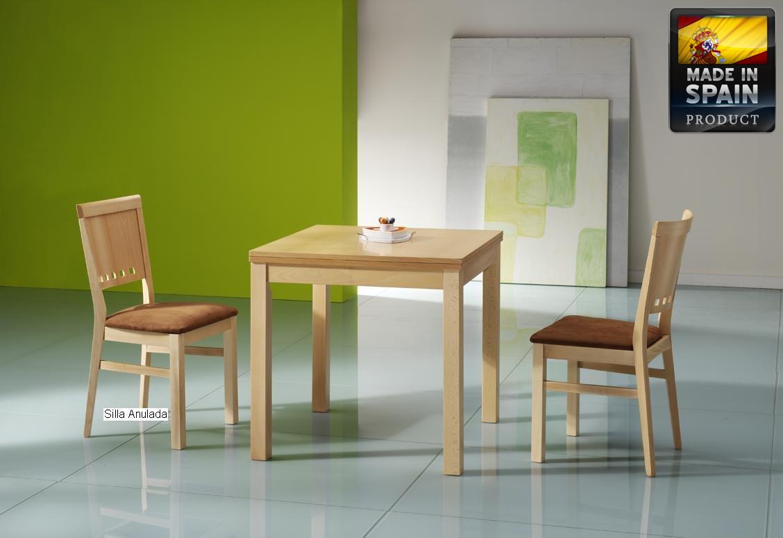 Mesas Cuadradas Para Comedor | Mesa De Comedor Touch Dismobel