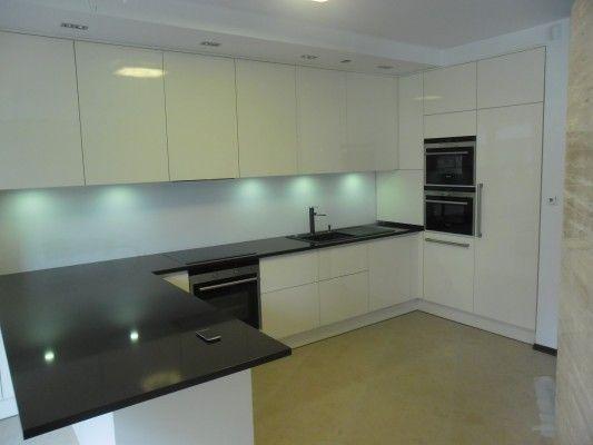 Kuchnia Pod Sufit Kuchnia Home Decor Kitchen Cabinets Kitchen