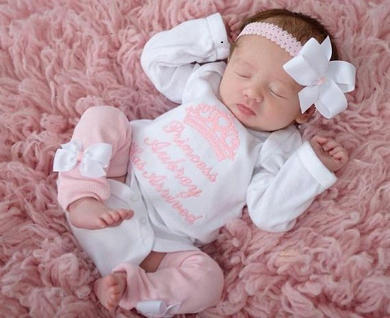 Headband Legwarmers, Baby girl coming home outfit Includes Bodysuit Spring Newborn girl hospital outfit