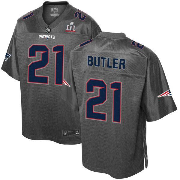 nfl jerseys youth Men s New England Patriots Julian Edelman Pro Line Gray  Super Bowl LI Champions Stronghold Fashion Jersey 4aee7da3b