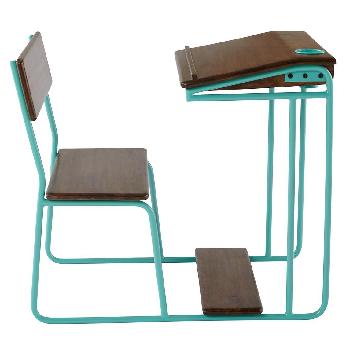 Modern school desk and chair - Modern Schoolhouse Desk