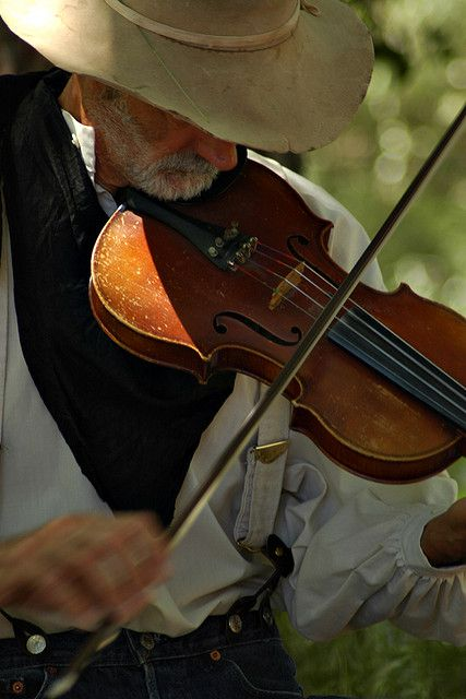 Fiddler On the Road by jwoodphoto | Play Me A Song    | Barn