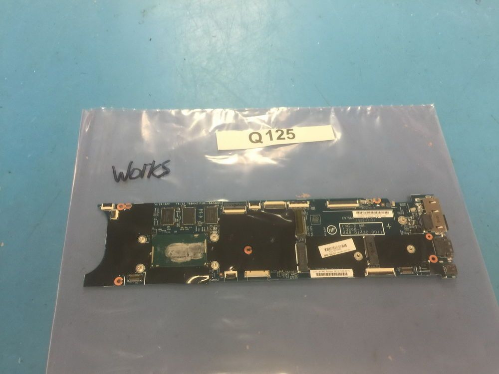 Lenovo ThinkPad X1 Carbon Gen 3 Laptop i5-5200U 2 2GHz