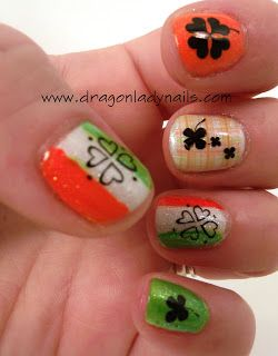 Dragon Lady Nails St Patrick S Day