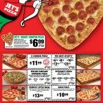 picture relating to Jets Pizza Coupons Printable named Jets pizza discount coupons Florida Spots toward Check out Pizza discount codes
