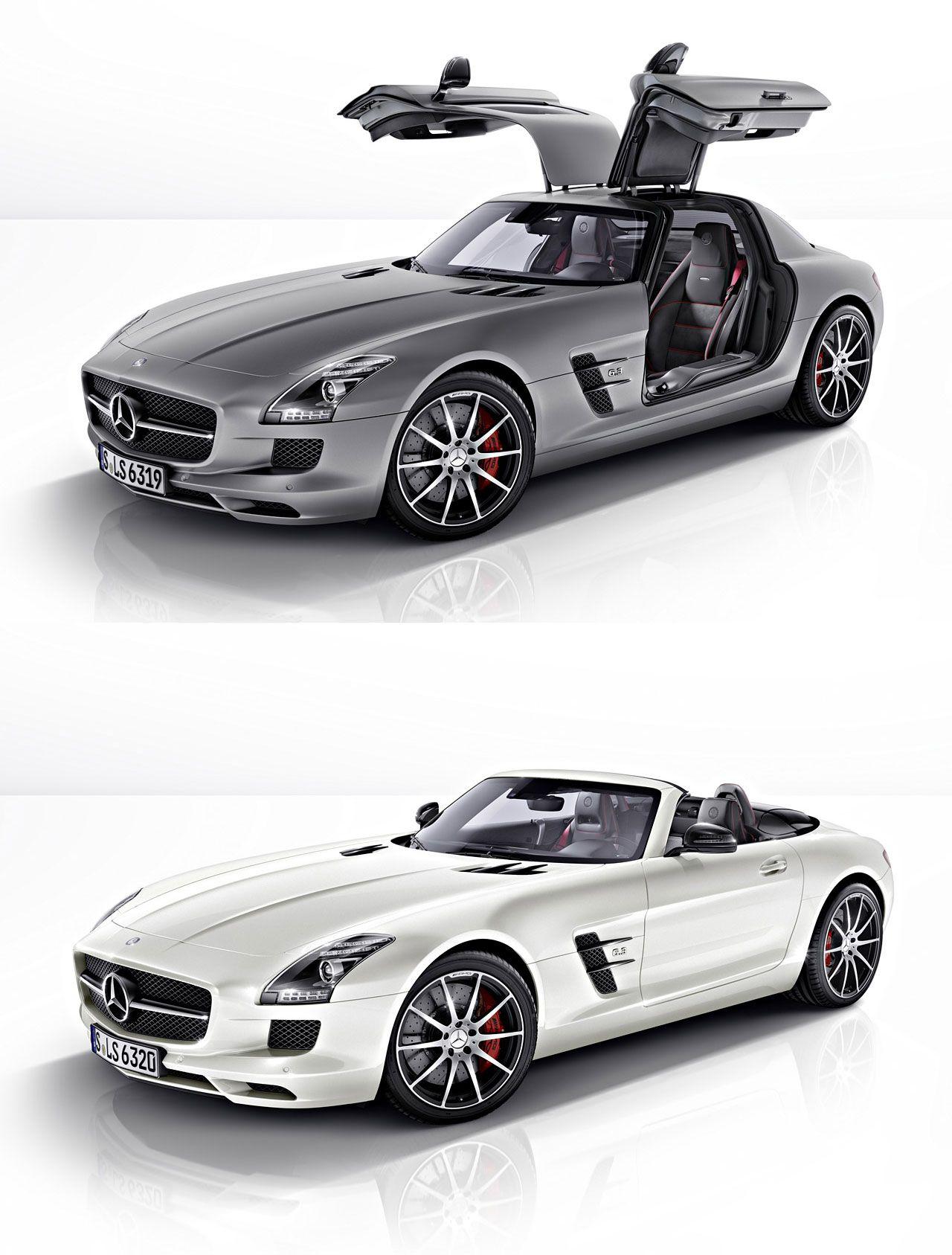 Mercedes Benz 2013 SLS AMG GT