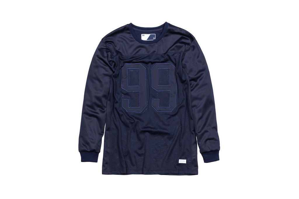 KITH x Stampd 99 Jersey - Navy