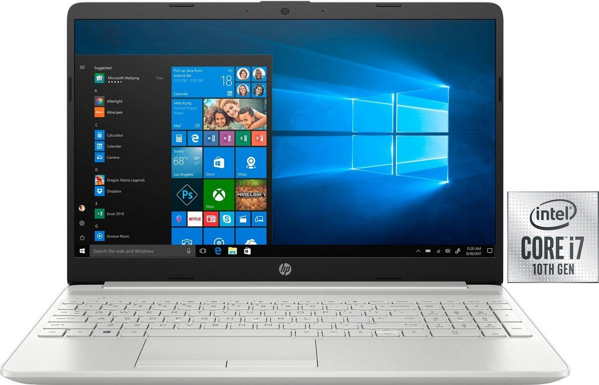 HP 15-dw1271ng Notebook (39,6 cm/15,6 Zoll, Intel Core i7, GeForce, 512 GB SSD) online kaufen | OTTO