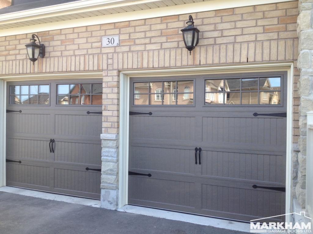 garage door pictures gallery | bronze Richards-Wilcox ...
