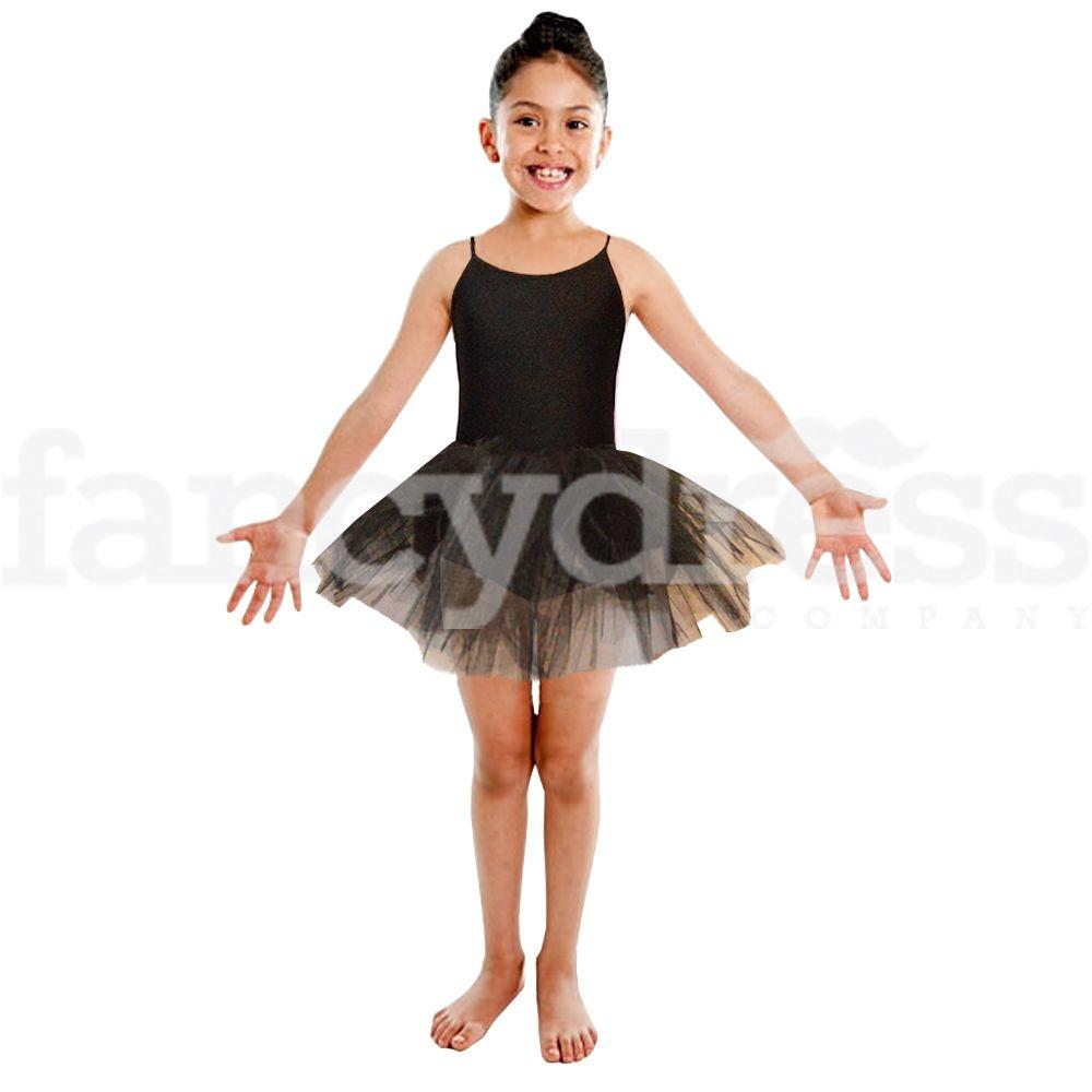 Kid Girl Ballet Dance Mesh Dress Ballerina Leotard Gym Tutu Skirt Fancy Costume