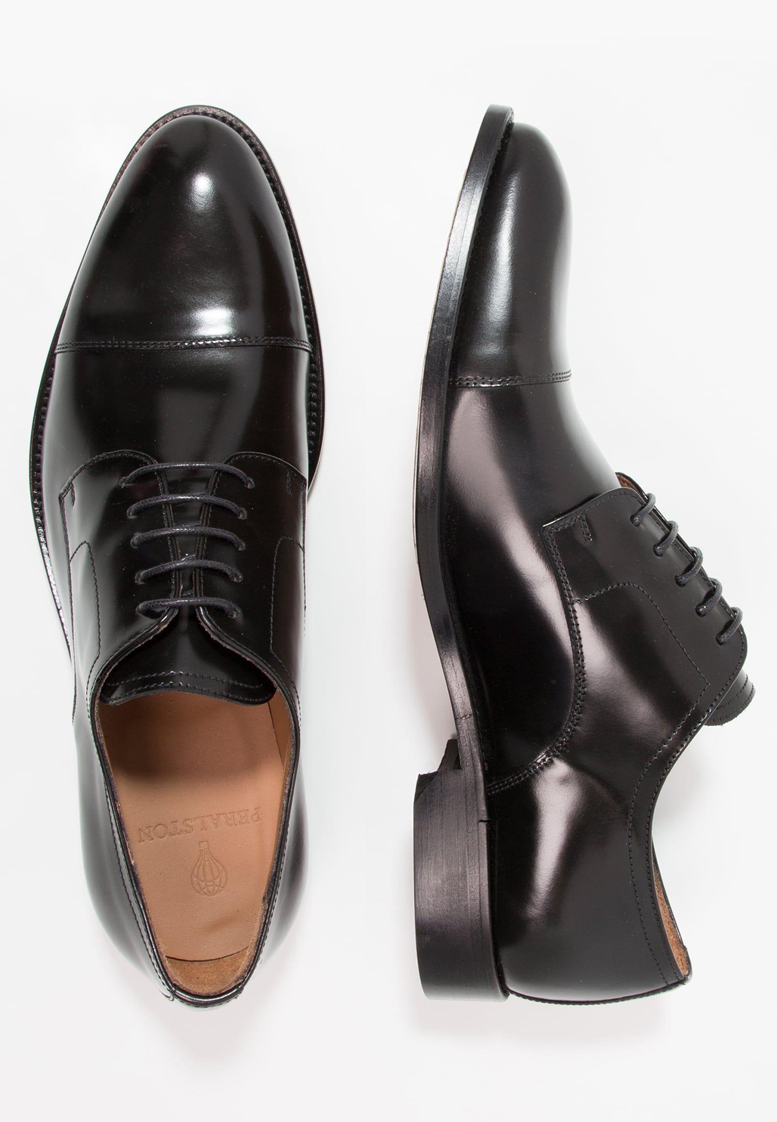 Peralston Zapatos de traje con cordones nero HY0RZ