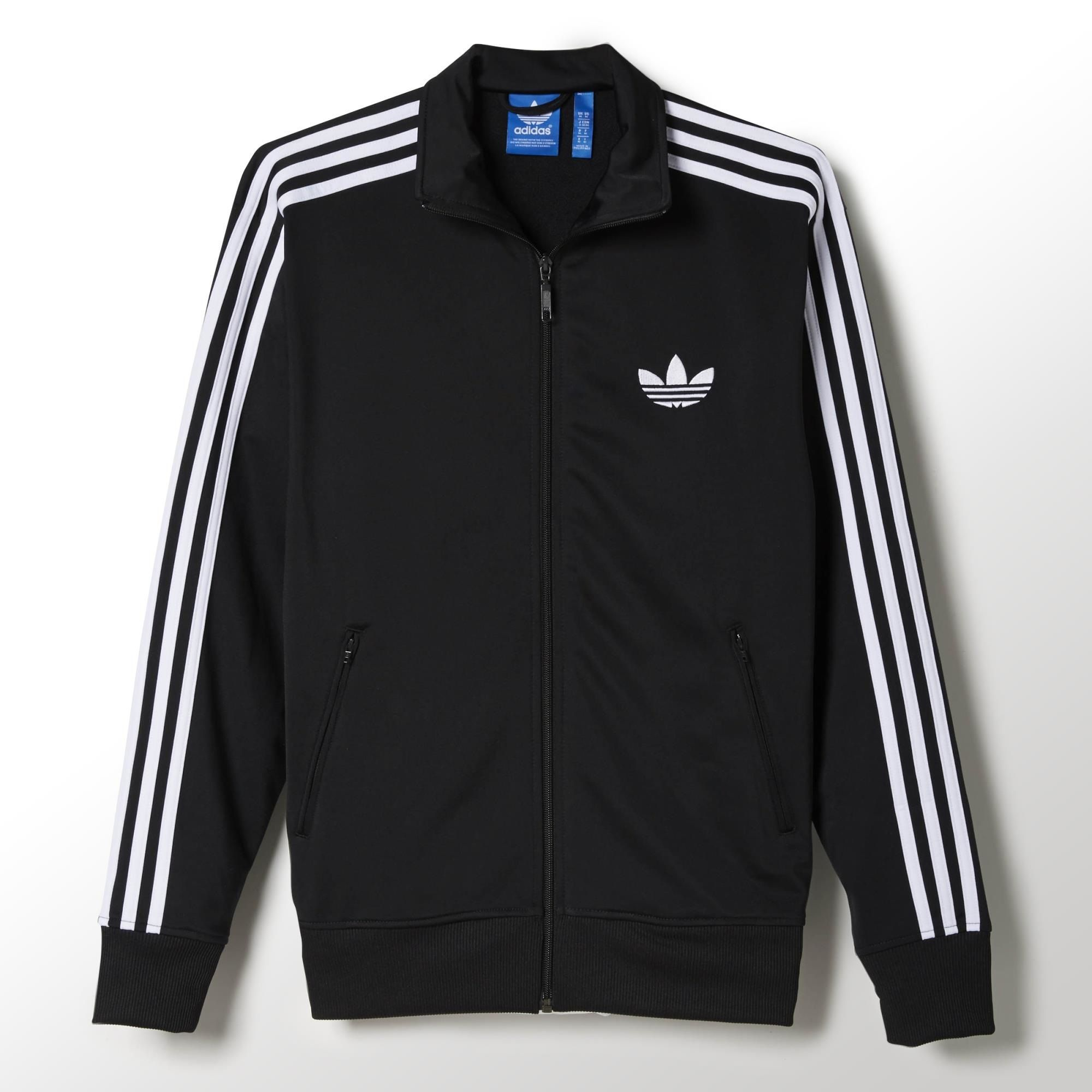 3911a95619b5 ... adidas Originals Firebird Track Top has been almost everywhere and done  almost everything. Now it s your turn to zip up this iconic men s track  jacket ...