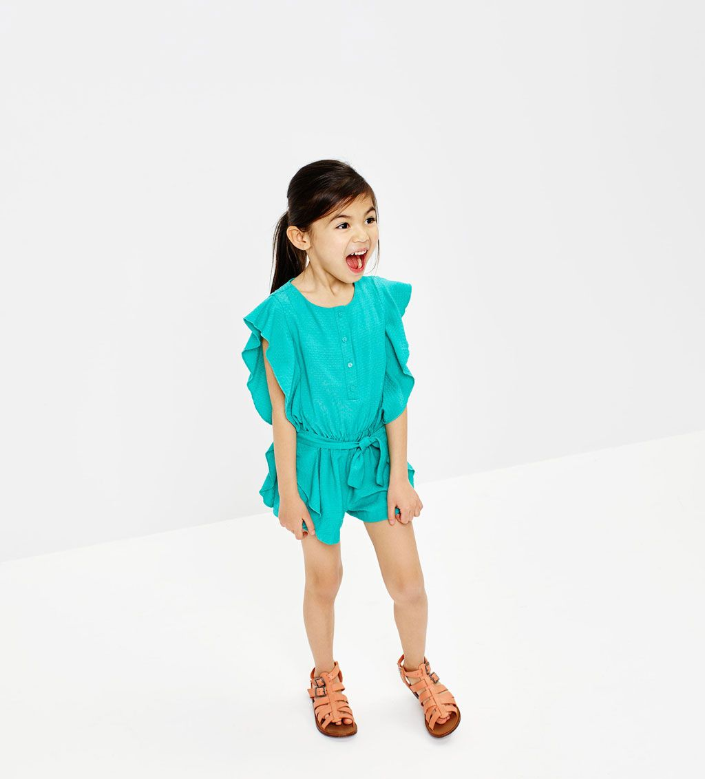 2f09e3079b9 Frilled jumpsuit-View All-DRESSES AND JUMPSUITS-GIRL