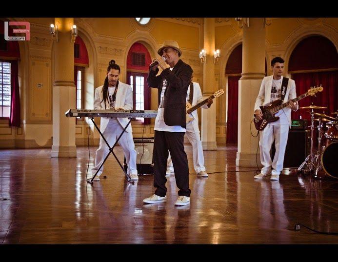 """Gravações do vídeo clipe da música """" #igualdade """"."""