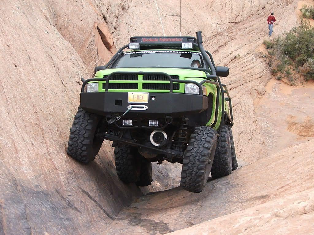 Dodge T-Rex 6x6 | My Dream Cars | 6x6 truck, Jeep cars ...