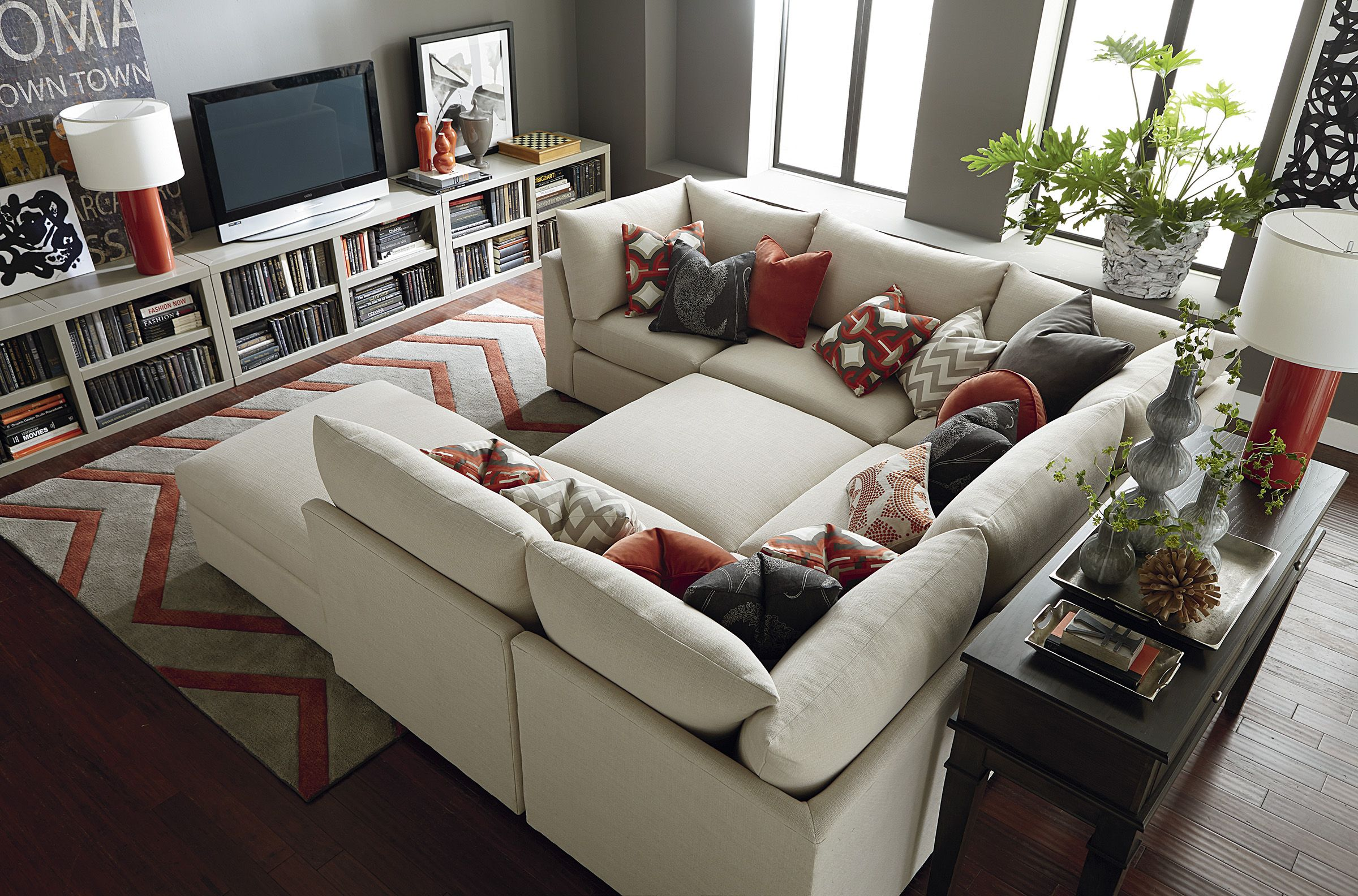 The pit beckham perfect for family movie night bassettfurniture