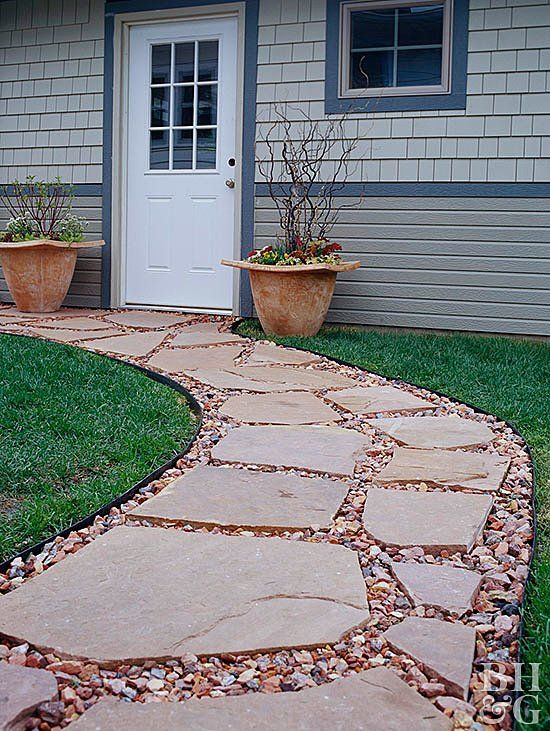 3 Walkway Designs You Can Easily Install Yourself