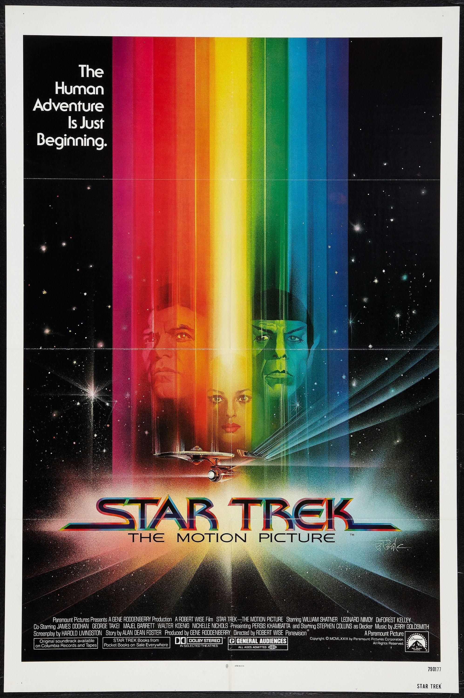 Star Trek the movie classic poster.jpg (1993×3000) | Star