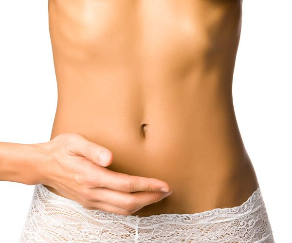 """""""No-stitch"""" Tummy Tuck with Dr. Nikko contours the abdomen with minimal scaring."""