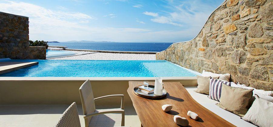 Cavo Tagoo Mykonos Greece Mykonos Hotels Vacation Places