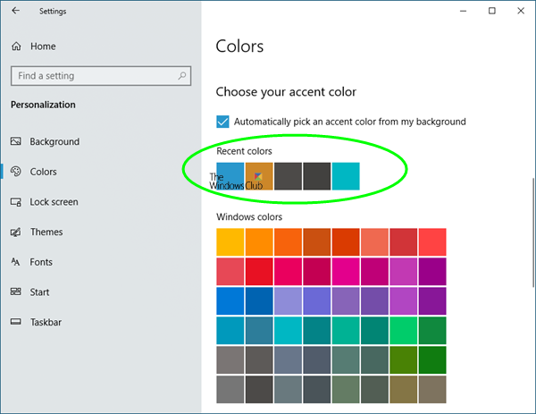 Windows 10 Has A Lot Of Options And Flexibility To Change The Title Bar Color And Other Color Schemes To Change The Title Bar Col Windows Windows 10 10 Things