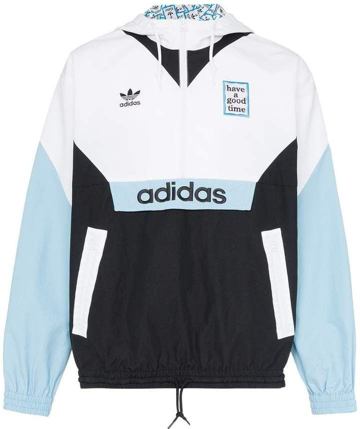 ba6f26ff8 adidas X HAGT hooded jacket in 2019 | Outfits | Jackets, Hooded ...