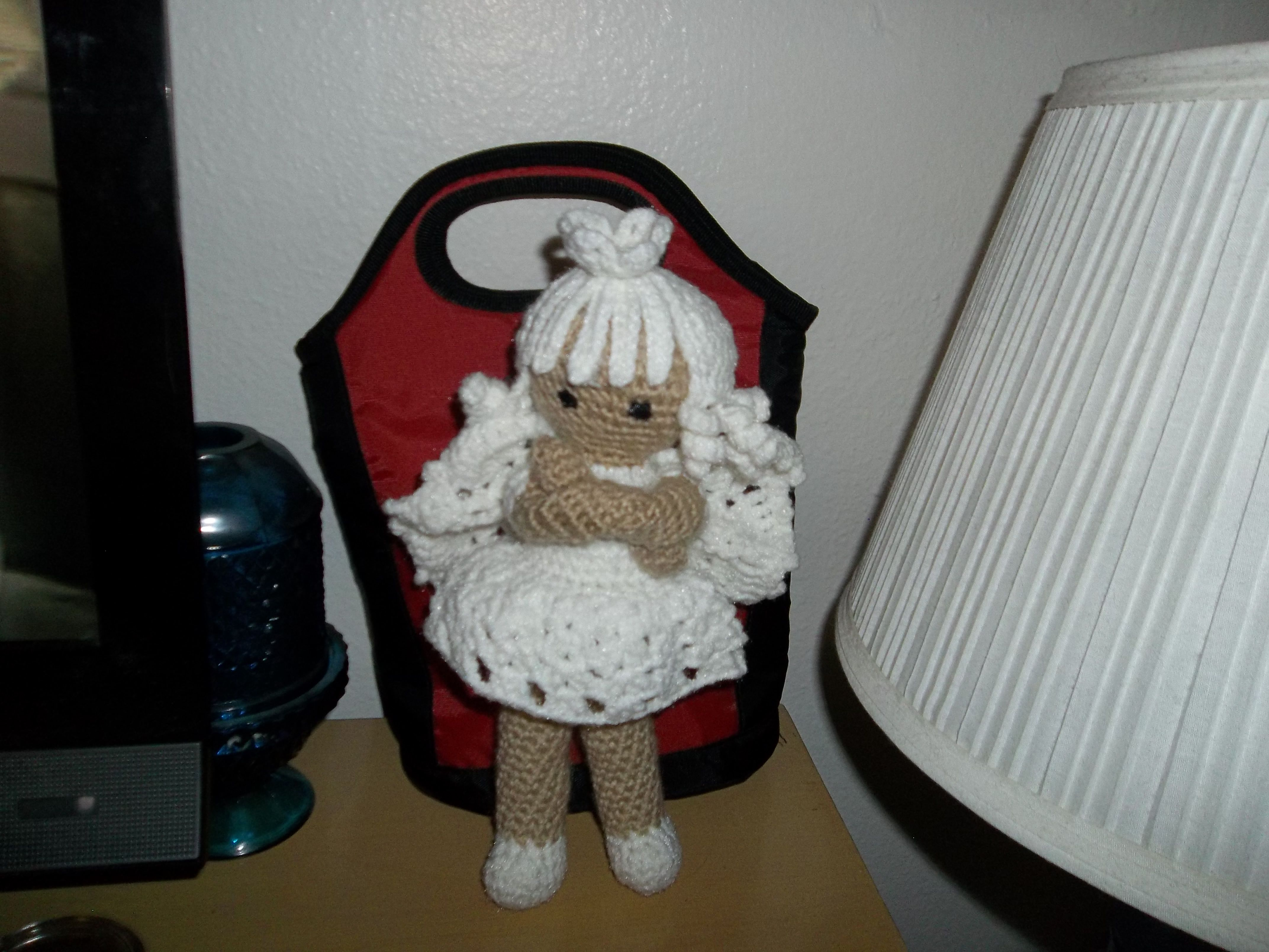 Silly little angel free crochet angel and crochet silly little ange free crochet pattern bankloansurffo Image collections