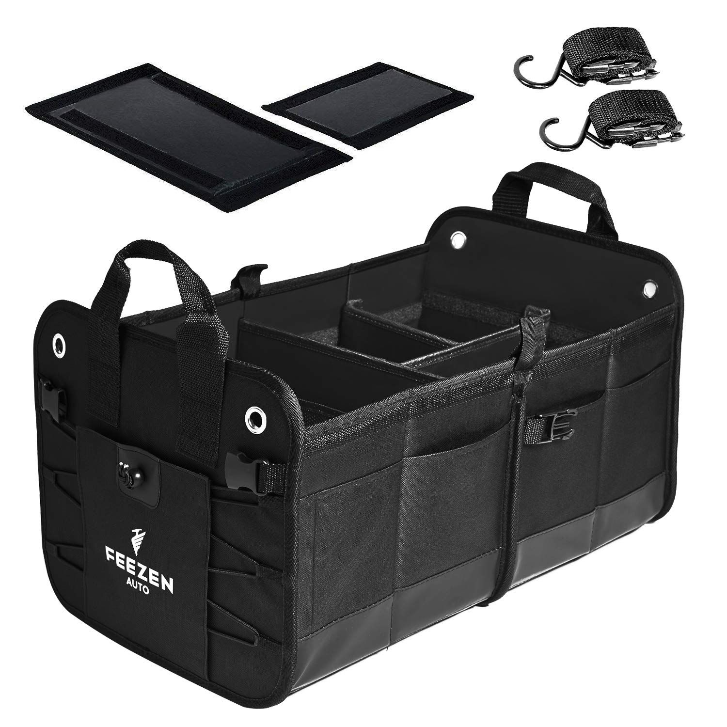 High Quality Multipurpose Cargo Trunk Organizer Car Storage Console Collapsible