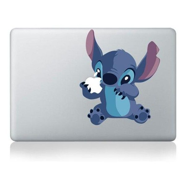 Furivy Stitch Apple Macbook Air/Pro/Retina Vinyl Sticker Skin Decal Cover  Brand New and high quality Made with high-quality Easy to remove with no  residue ...