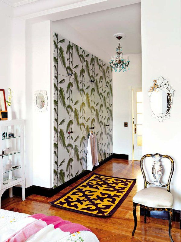 Armarios muy especiales dormitorios 1 forrar armarios - Decoracion armarios dormitorios ...