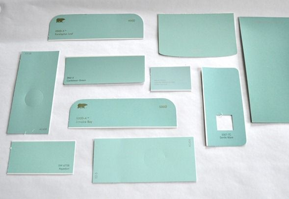 The Quest For Perfect Robin S Egg Blue Teal Paint