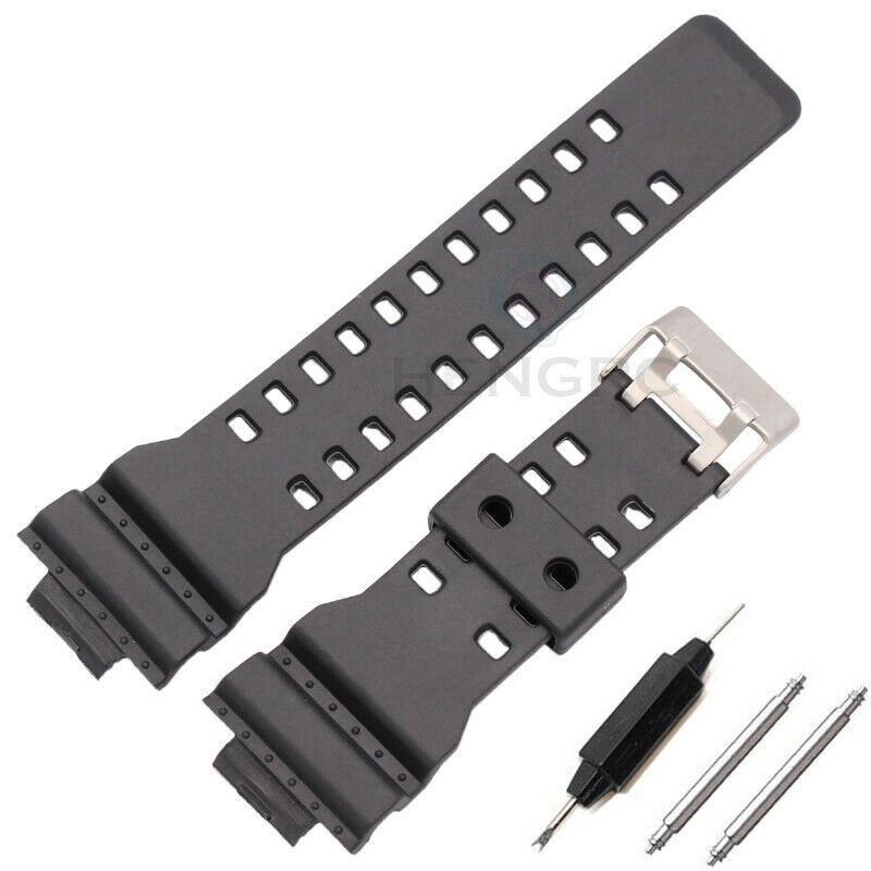 how to adjust watch band casio