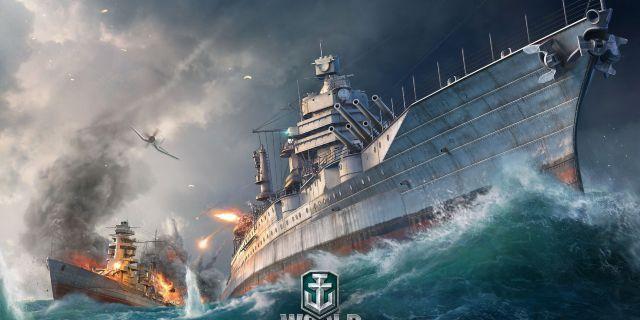 World Of Warships Ship Explosion